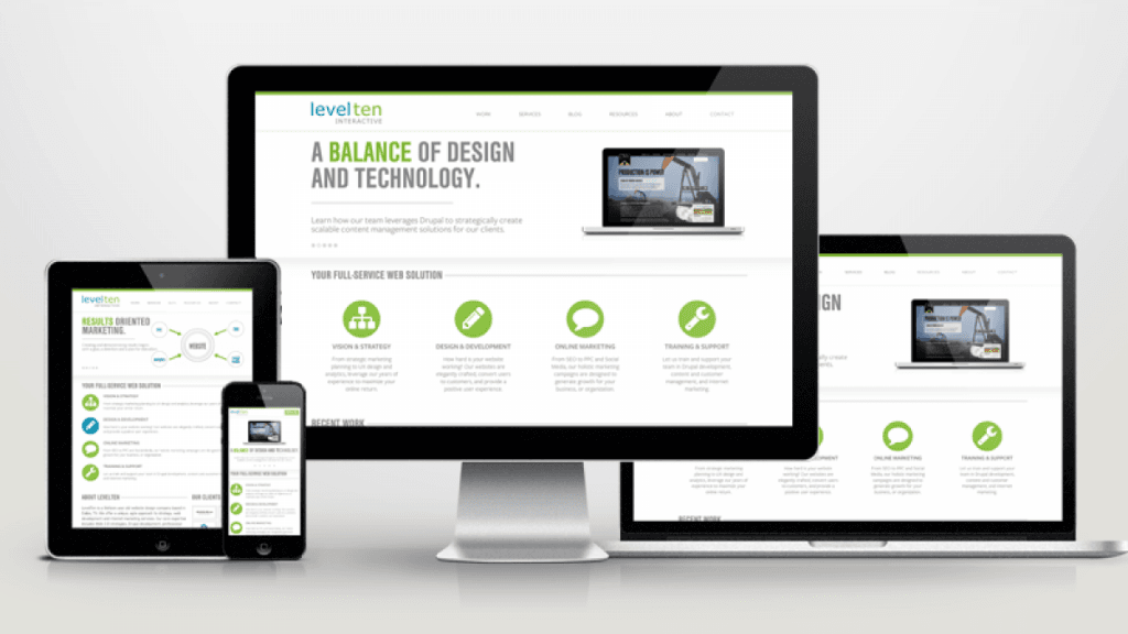 Montreal web design