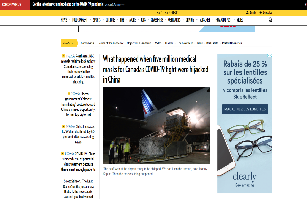 Canadian News World News and Breaking Headlines National Post
